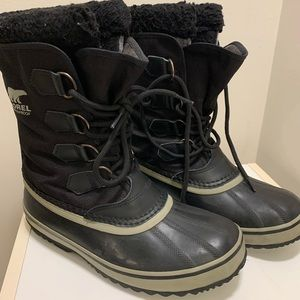 Sorel winter boots - men's